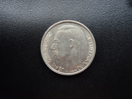 LUXEMBOURG : 1 FRANC  1970   KM 55    SUP - Luxembourg