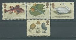 180028777   G. BRETAÑA  YVERT    Nº  1293/6  **/MNH - 1952-.... (Elizabeth II)