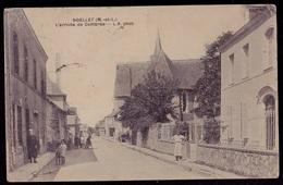NOELLET Arrivée De Combrée - Other Municipalities