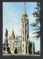 Hungría. Budapest *Matthias Church* Foto: Inkey Tibor. Nueva. - Hungría