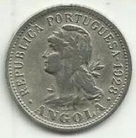 IIII Macutas 1928 Angola - Angola
