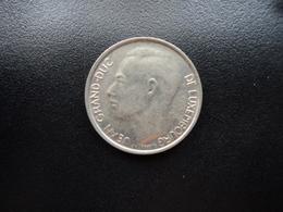 LUXEMBOURG : 1 FRANC  1983   KM 55    SUP - Luxemburgo