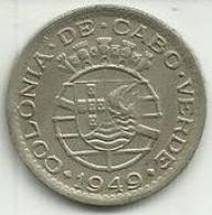 50 Centavos 1949 Cabo Verde - Cape Verde