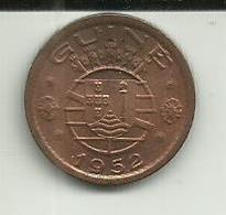 50 Centavos 1952 Guiné Bissau - Guinea-Bissau