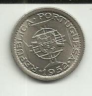 2.5 Escudos 1952 Guiné Bissau - Guinea-Bissau