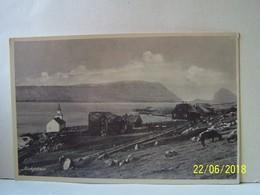 KIRKJUBOUR (ILES FEROE) DANEMARK. TORSHAVN. - Faroe Islands
