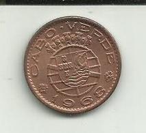 50 Centavos 1968 Cabo Verde - Cape Verde