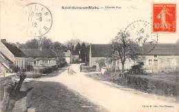 21 - COTE D OR / Saint Seine En Bache - 219101 - Grande Rue - France