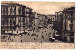 Napoli - Via Medina - 1905. - Napoli