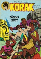 Korak Tarzans Son Nr 10 - 1977 (In Swedish) Atlantic Förlags AB - Dödens Skatt Och Herre Och Tjänare - BE + - Livres, BD, Revues