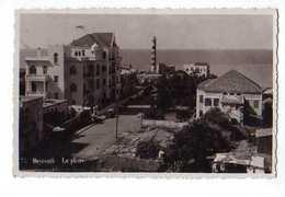 BEYROUTH Le Phare, Carte Photo - Liban