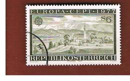 AUSTRIA  - 1976 EUROPA  - USED - 1977