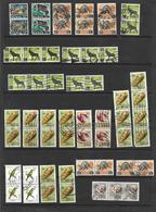 Kenya, Small Selection Of Multiples All Used (6554) - Kenya (1963-...)