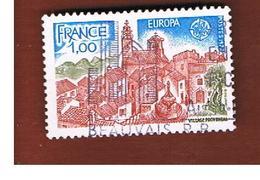 FRANCIA (FRANCE)  - 1977 EUROPA  - USED - Europa-CEPT