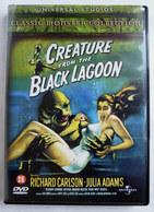 DVD VO -  CLASSIC MONSTER COLLECTION - CREATURE FROM THE BLACK LAGOON - L'ETRANGE CREATURE DU LAGON NOIR - Komedie