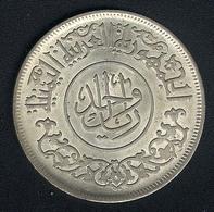 Jemen, 1 Rial 1963, Silber, AUNC - Yemen