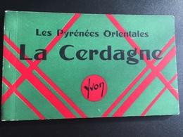 FR66 LA CERDAGNE - Carnet YVON Complet De 12 Cpa - Voir Scans - Belle - Autres Communes