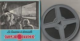 """Film Super 8  LE CHAMPIGNON QUI TUE """" Rare """"  Le Cinema A Domicile  (TTB  état) 140 Gr - Other Collections"""