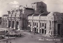 MILANO - STAZIONE CENTRALE VG   AUTENTICA 100% - Milano (Milan)