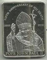 1 Dollar 2009 Palau (Pope Juan Paul II) - Palau