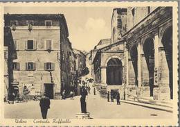 Urbino - Contrada Raffaello - H4472 - Urbino