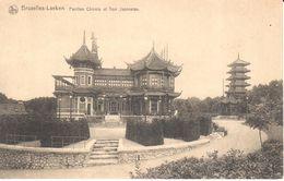 Bruxelles - CPA - Brussel - Laeken - Le Pavillon Chinois - Laeken