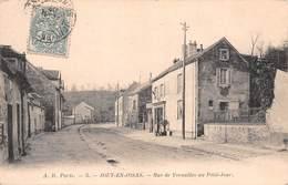 78 - Jouy-en-Josas - Rue De Versailles Au Petit-jour - ( Bureau De Tabac ) - Jouy En Josas