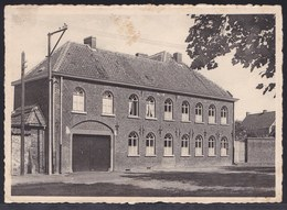 VELZEKE RUDDERSHOVE - GESTICHT ST- FRANCISCUS - Grauwzusters Penitenten - Voorgevel - Zottegem
