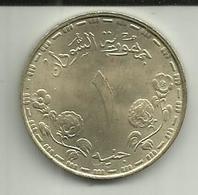 1 Pound 1987 Sudão - Soudan