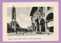 Faenza - Piazza Della Libertà E Portici Degli Orefici - Ravenna