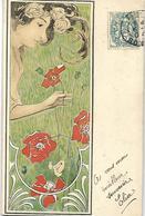 Femme  Cueillant La Fleur D' Après Kirchner - Kirchner, Raphael