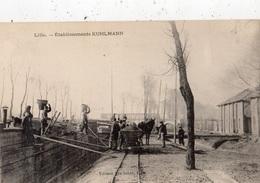 LILLE ETABLISSEMENTS KUHLMANN - Lille