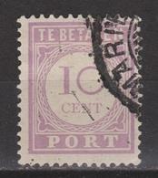 Suriname Port 22 Used ; Port, Due, Timbre-taxe, Postmarke, Sellos De Correos 1913 - Suriname