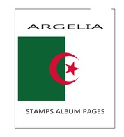 Suplemento Filkasol ARGELIA 2011 - Montado Con Filoestuches HAWID Transparentes - Álbumes & Encuadernaciones