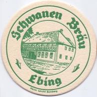 #D205-219 Viltje Schwanen Bräu Ebing - Sous-bocks