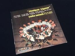Vinyle 33 Tours  (25cm) Classiques Tziganes   Yoska Nemeth Prince Des Tziganes Et Son Orchestre - Unclassified