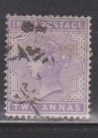 INDIA Scott # 58 Used - Queen Victoria - India (...-1947)