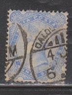 INDIA Scott # 59 Used - Queen Victoria - India (...-1947)