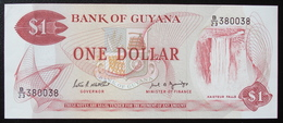 Guyana - 1 Dollar Non Daté Neuf  1 Billet - Guyana