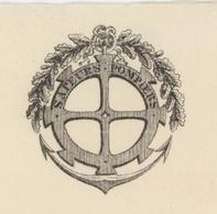 Mulhouse 1828 Suspension D'un Sergent Des Sapeurs Pompiers  Héraldique - Documentos Históricos