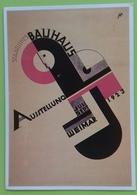Cartolina BAUHAUS ARCHIV - Berlin - Germania - Viaggiata - Postcard - Museum Fur Gestaltung - Bâtiments & Architecture