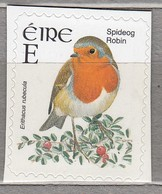 BIRDS Ireland 2001 Robin Booklet SA MNH(**) Mi 1375 #22423 - Oiseaux