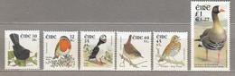 BIRDS Ireland 2001 MNH(**) Mi 1341-1346 #22425 - Oiseaux
