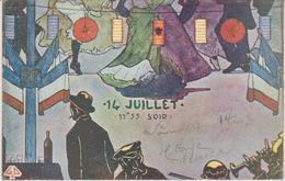 54 - ILLUSTRATEUR G.DEMEUFVRE - 14 JUILLET 11 H 55 SOIR - Non Classés