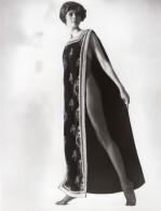 USA Mode Feminine Annees 60 Belle-Sharmeer Collant De Corps Nylon Ancienne Photo - Other