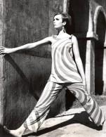 USA Mode Feminine Annees 60 Cole Of California Costume De Bain Nylon Ancienne Photo - Other