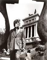 Rome Capitole Mode Masculine Annees 70 JP Stevens Allen Case Ancienne Photo - Photographs