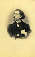 France Paris Homme Barbiche Mode Second Empire Ancienne Photo CDV Pierre Petit 1860's - Photographs