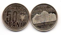 Romania - 50 Bani 2015 Comm. UNC 10 Years Of Demonetisation National Bank Lemberg-Zp - Rumania