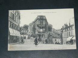 ANGOULEME  1910  /    RUE  &  COMMERCES  EDITEUR - Angouleme